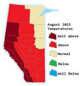 Aug 2015 temp